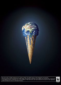 75 publicités pour la protection de notre planète et de l'environnement.