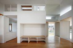 Casa en Okazaki / Kazuki Moroe Architects