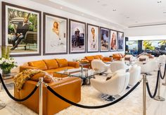 The astonishing giga-mansion you are about to see is currently the most expensive mansion in Los Angeles. The square foot Bel Air residence features Expensive Houses, Most Expensive, Master Suite, Guest Suite, Bel Air Road, Bel Air Mansion, Toile Photo, Designer Couch, Houses In America