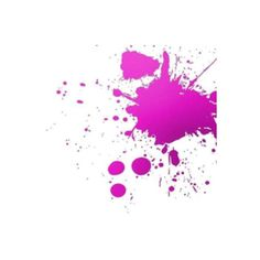 PYZAM - Pink Splat MySpace Background ❤ liked on Polyvore featuring splats and splash