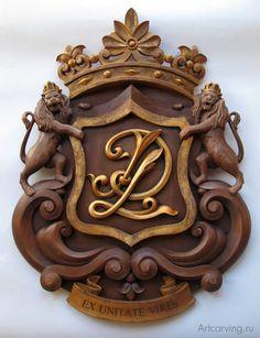 Скульптура и декор - Artarving.ru Резьба по дереву Байкова Михаила