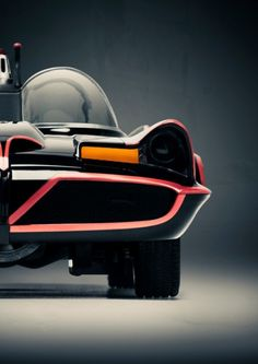 My favorite Batmobile from 60's TV show Batman, a sure sign I am old.
