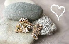 Золотая рыбка исполняет желания Кому нужна подобная пишите, хочу еще сделать Нет в наличии #золотаярыбка