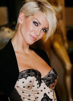 Sarah Harding Short Hairstyles Pictures | Hairstyles 2013
