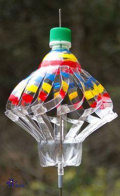 aeolian harp with plastic bottle - Google zoeken