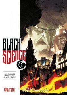Black Science Buch 3: Fluchtmuster - 5/5 Sternen - DeepGround Magazine