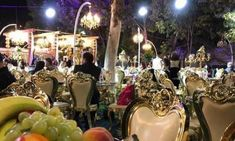 تشریفات نیلوفر شیراز Fair Grounds