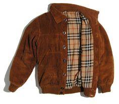 Siirry tuotteeseen - ruskea vintage vakosametti / corduroy pusakka