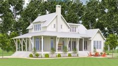 Exclusive 3 Bedroom Farmhouse with Expansive Porches - 130001LLS thumb - 10