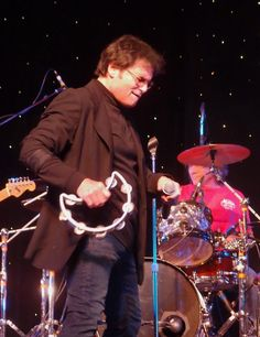 Jimi, Always love to see You with a tambourine Sweet December 2011 Jimi Jamison, My Prince Charming, Tambourine, Love Me Forever, Sally, December, Singer, Concert, My Love