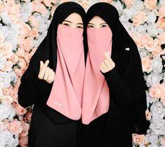 What we should seeking permission entering a house?Elderly definition medical, women robes Long dressing gown and quranmualim. Hijabi Girl, Girl Hijab, Hijab Outfit, Hijab Dress, Beautiful Muslim Women, Beautiful Hijab, Niqab Fashion, Muslim Fashion, Muslim Wedding Dresses