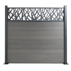 passion menuiserie vend des brise vue et claustra en composite et en bois saint etienne loire 42. Black Bedroom Furniture Sets. Home Design Ideas