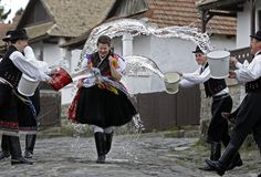 Hollókő. There are many villages in Hungary where the traditional way of life is still alive, but Hollóko stands out among them. The scenic setting, the beautiful old houses and the colourful traditional costumes make for one memorable visit to the Hungary of old. Insider tip: Come at Easter, when local men pour bucketloads of water on the women.
