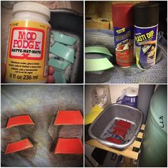 Just a quick tutorial for getting your armour ready for painting!  1. Seal your foam! This is so important! I recommend modge podge as it works wonders but watered down pva glue works just as well  2. Once dried coat your foam with a rubber spray paint! This stops your paint from cracking since the rubber coating bends. I'm using plasti dip for my most recent cosplays.  3. Apply a light coat and work up your layers! You can always add more but never take away. Make sure you shake the can a…