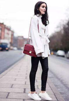 Street-Style-white-sneaker