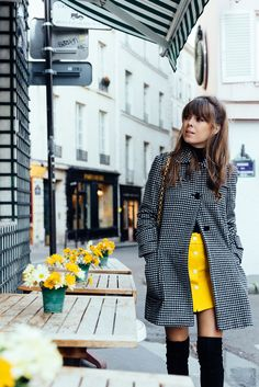 Yellow Color Pop Inspiration | Jenny Cipoletti of Margo & Me