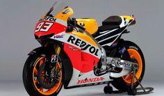 HONDA RC213V 1000cc 2013 Front Side