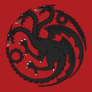 The various noble Houses of the Seven Kingdoms use distinctive heraldry to identify their armies. Duncan The Tall, House Mormont, Good Knight, Game Of Thrones Houses, King's Landing, House By The Sea, Iron Throne, Fire And Ice, Coat Of Arms