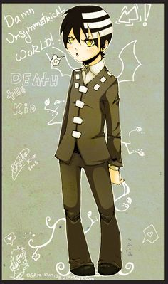 death the kid soul eater