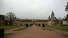 Le Blog Photos LUMIA: Abbaye de Cluny vu de face, ENSAM, côté jardin - L....  Lumia 930 - http://photos-lumia.blogspot.fr/