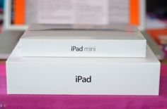 iPad mini orders arriving two days early in France, as Apple moves LTE preorder shipment dates