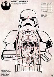 shooting range target - Google Search