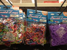 crazy loom rubber bands - Google Search