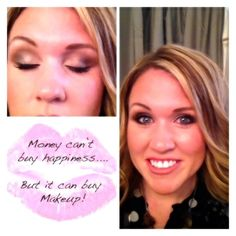 """Smokey eye- Like on Facebook """"Younique By Kallee"""" www.youniqueproducts.com/KalleeShelley"""