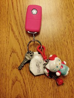 My key FOB for my Beetle.