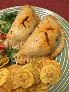 Empanadas made with Otto's Naturals Cassava Flour | Back Porch Paleo