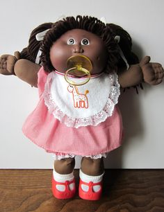 Cabbage Patch Kid Doll - Looks just like my old Cabbage Patch doll.....