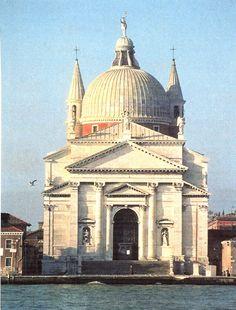 Andrea Palladio. Redentore. Venice