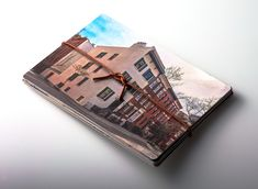We created an incredibly unique card set for Douglas Elliman Real Estate and 18 Grove Street using our Zund Cutting System. The cards were cut in 9 different shapes and feature foil stamping plus a distinctive rawhide cord to secure each set together. Groves Street, Douglas Elliman, Unique Cards, Foil Stamping, Different Shapes, Cord, Real Estate, Architecture, Stampin Up