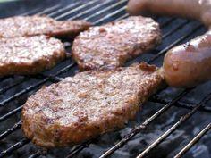How to cook deer burgers
