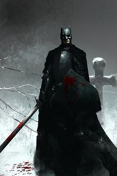 17 Visions Of Batman Throughout The Ages The fan art community cannot rest until there is a Batman for every era...