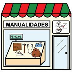 Pictogramas ARASAAC - Tienda de manualidades.