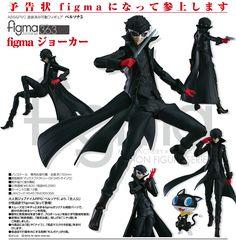 Joker Figma (Persona 5/Shin Megami Tensei 5) | Max Factory #figma #persona5