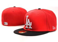 MLB Los Angeles Dodgers Fitted Hat id28 [CAPS M0842] - €16.99 : PAS CHERE CASQUETTES EN FRANCE!