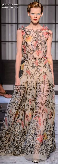 Schiapparelli Couture Fall 2015-16