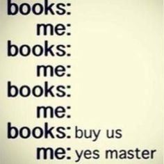 The books always win.  #Relatable