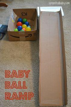 ball ramp for babies