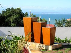 Luxury 4 star Mossel Bay accommodation - Aquamarine Guest House is an exclusive five bedroom gem, with a fresh modern touch and beautiful ocean view.