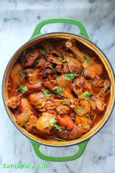 Caribbean chicken