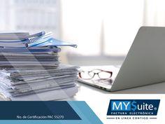 https://flic.kr/p/VDUANt | COMPROBANTE FISCAL DIGITAL. En MYSuite le hablamos acerca de nuestro servicio de Integración CFDI 3 | COMPROBANTE FISCAL DIGITAL. En MYSuite contamos con servicio de Integración CFDI, el cual ofrece un Servicio de Facturación adaptado a las necesidades de su empresa, permitiendo emitir, recibir, almacenar, consultar y enviar por correo electrónico sus facturas o CFDI´s, desde su propio sistema administrativo interno. Le invitamos a visitar nuestro sitio en…