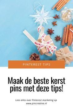 Gebruikers op Pinterest zijn massaal inspiratie aan het opdoen voor de feestdagen. Natuurlijk zijn wij in Nederland eerst nog volop in de weer met Sinterklaas. Maar zodra die weer naar Spanje is begint het kerstshoppen! Tijd dus om de meest inspirerende en beste kerst pins voor Pinterest te maken.Op Pinterest zijn mensen zich op dit moment aan het oriënteren en heel veel inspiratie aan het op doen voor de kerst. Pinterest Marketing, Ecommerce, Blogging, E Commerce