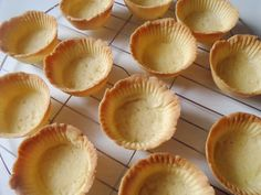 Sweet Pastry for Pies or Pre-Baked Cases