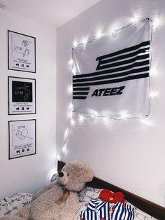 Room Design Bedroom, Room Ideas Bedroom, Bedroom Decor, Cute Room Ideas, Cute Room Decor, Decoration Tumblr, Army Room Decor, Indie Room, Aesthetic Room Decor