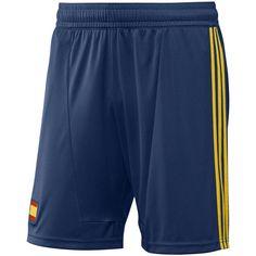 Adidas hombre 's 3 Stripes shorts (Navy / White, tamaño xxxxx grande) de los hombres