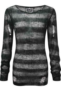 Spook N Destroy Knit Sweater [B]