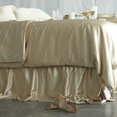 Silk Duvet Cover | Queen Silk Duvet Cover | King Silk Duvet Cover | Manito Luxury Silk